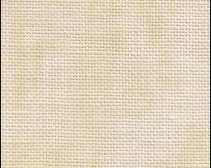 32 ct Vintage Sahara Belfast Linen from Zweigart
