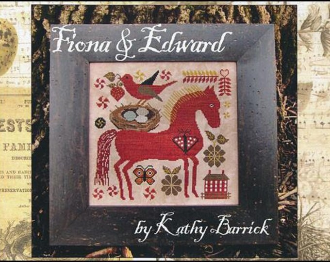 Fiona and Edward by Kathy Barrick