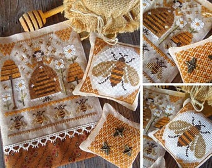 The Mother of the Bees by The Little Stitcher