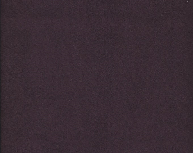 Mulberry Micro Suede Finishing Fabric