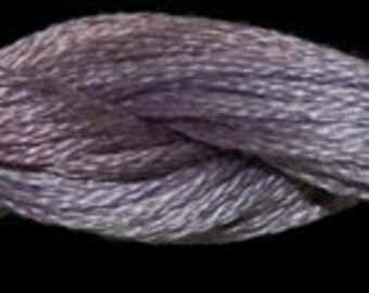 Purple Moss (01155) Threadworx over-dyed embroidery threads