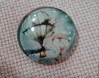 Hot Air Balloons Needle Minder (0057)