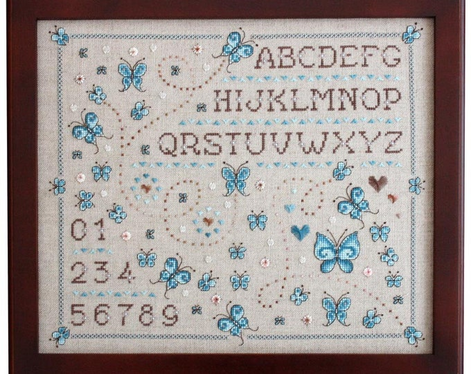 Butterfly Sampler by Faby Reilly Designs