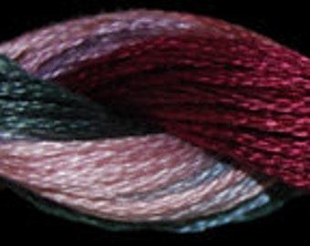 Romantic Wedding (01083) Threadworx over-dyed embroidery threads