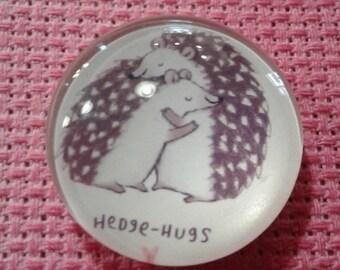 Hedgehog Hugs Needle Minder (0022)