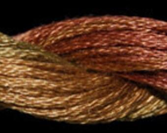 Fantasy Island (01043) Threadworx over-dyed embroidery threads
