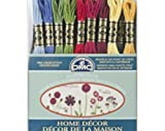 DMC Home Decor Collection Floss Pack (36 skeins) Collector's Edition
