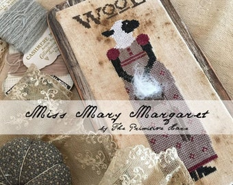 Miss Mary Margaret Wool by The Primitive Hare