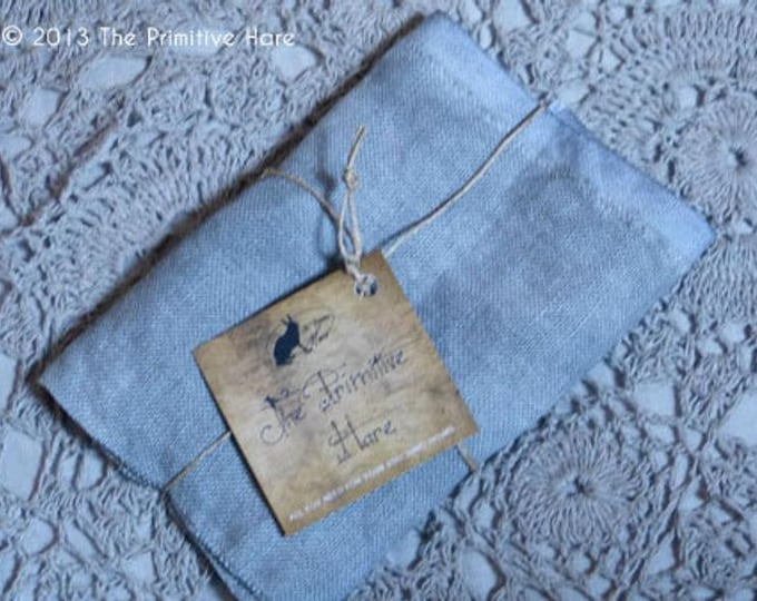30 ct Mermaid Bay Linen from The Primitive Hare