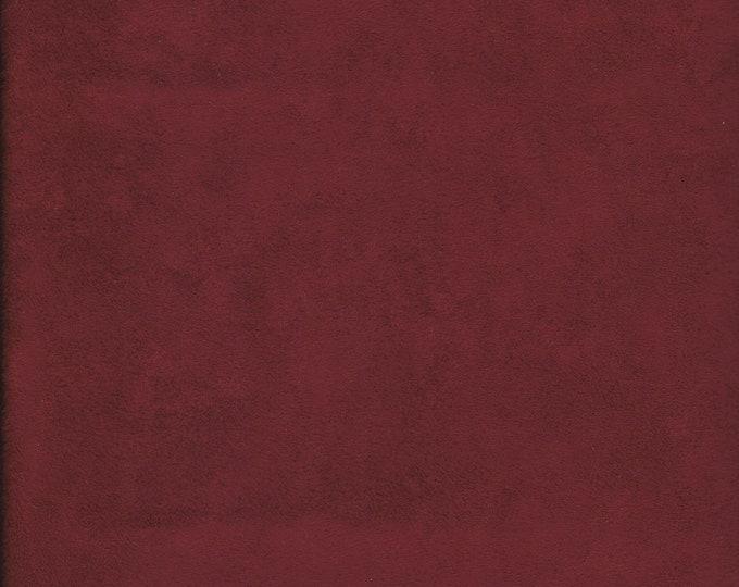 Garnet Micro Suede Finishing Fabric
