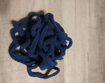Petite Chenille Trim (Midnight) by Vintage NeedleArts