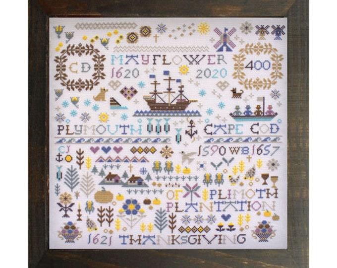 Mayflower 400 by Riverdrift House