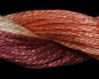 Rustic (01071) Threadworx over-dyed embroidery threads