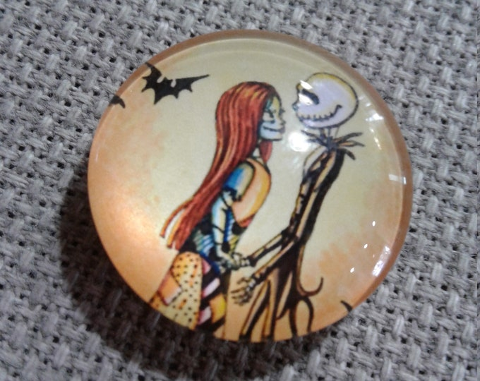 Nightmare Before Christmas Needle Minder (0222)