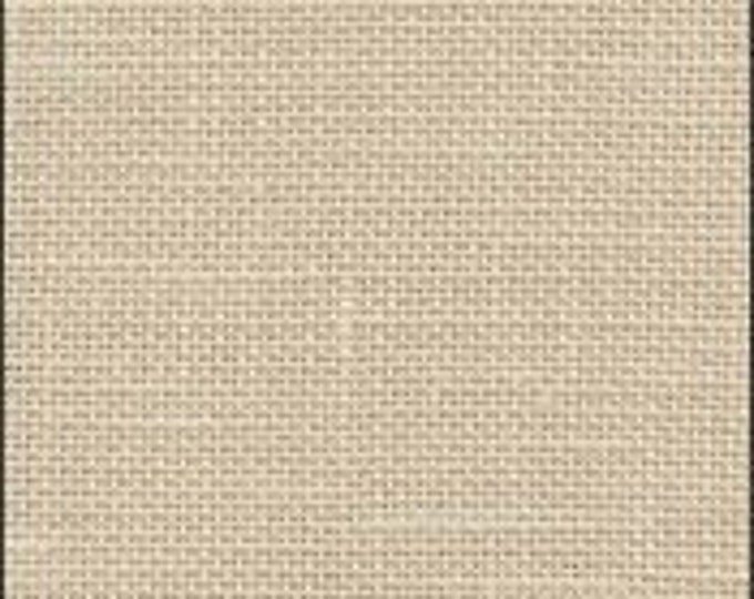 32 ct Latte Belfast Linen from Zweigart (also known as Sand)