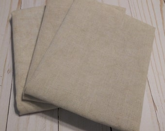 36 ct Mocha Latte Hand-dyed Linen from  Vintage NeedleArts