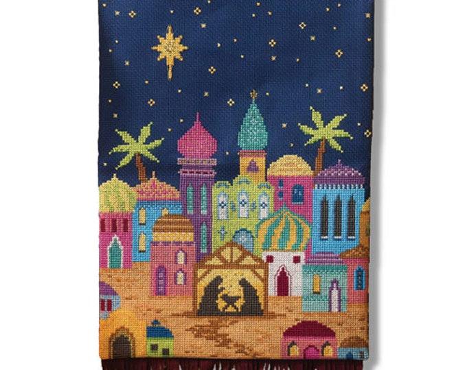 Bethlehem Christmas Hanging by Tapestry Barn