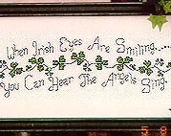 When Irish Eyes Are Smiling by A. Fox Originals