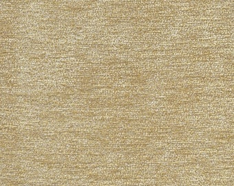 Gold Chenille Finishing Fabric