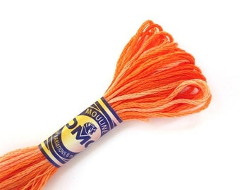 DMC (#4124) Mouline Color Variations Floss