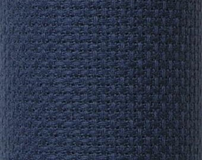 14 16 18 ct Navy Blue Aida