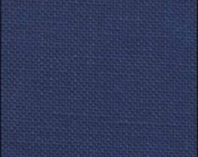 32 ct Navy Belfast Linen from Zweigart