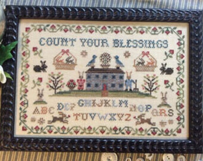Count Your Blessings by Annie Beez Folk Art
