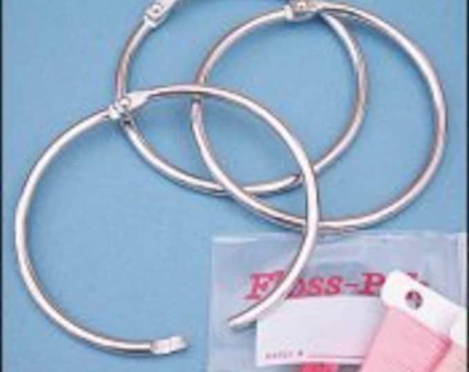 """1"""" Split Rings (Pack of 10)"""