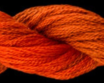 Pumpkin Spice (010348)  Threadworx over-dyed embroidery threads