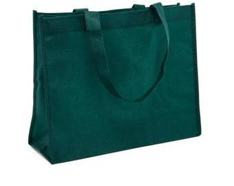 Hunter Green Extra Large Bag