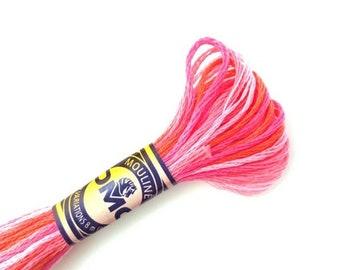 DMC (#4190) Mouline Color Variations Floss