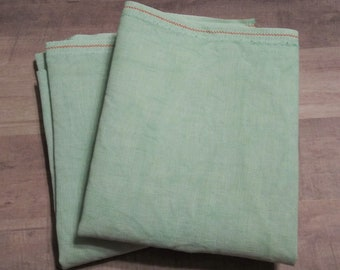 36 ct Sea Spray Hand-dyed Linen from  Vintage NeedleArts