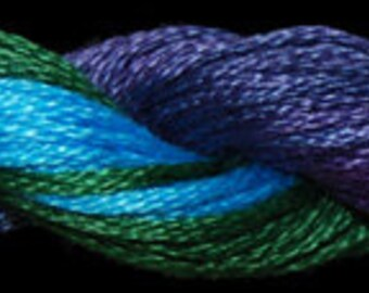 Mosaic (01138) Threadworx over-dyed embroidery threads