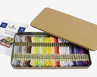 DMC Collector Tin 35 new colors (01-35)