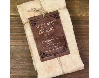 Olde New England Linen from The Primitive Hare