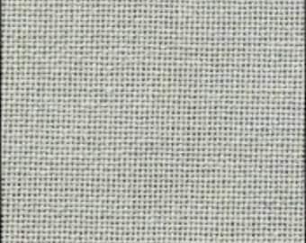 28 ct Springfield Sage Lugana from Zweigart cross stitch fabric cloth premium quality evenweave medium sage green