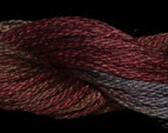 Marooned (011215) Threadworx over-dyed embroidery threads