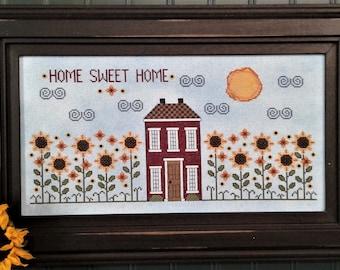 Sunflower Street - The Home Sweet Home Series #1