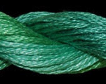 Irish Cream (01063)  Threadworx over-dyed embroidery threads