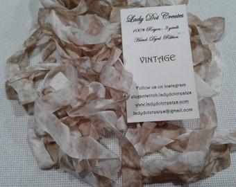 Ribbon (Vintage) by Lady Dot Creates
