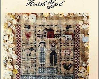 Amish Yard by Nikyscreations