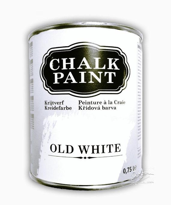 Kreidefarbe old white Holz Farbe Shabby Chic Möbel   Etsy