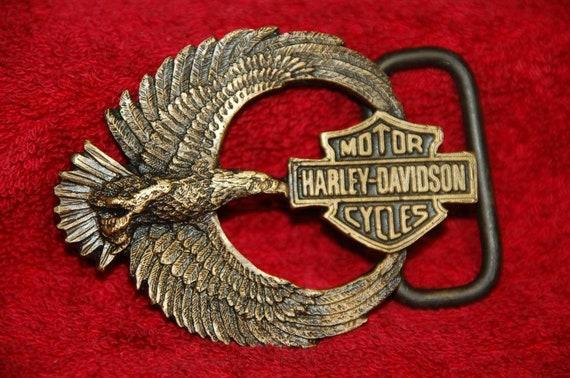 Vintage solid brass bronze Armenia oval cast belt buckle exclusive handmade art iron metal gifts