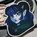 "jest(er) the best -- jester lavorre // 2"" matte sticker"
