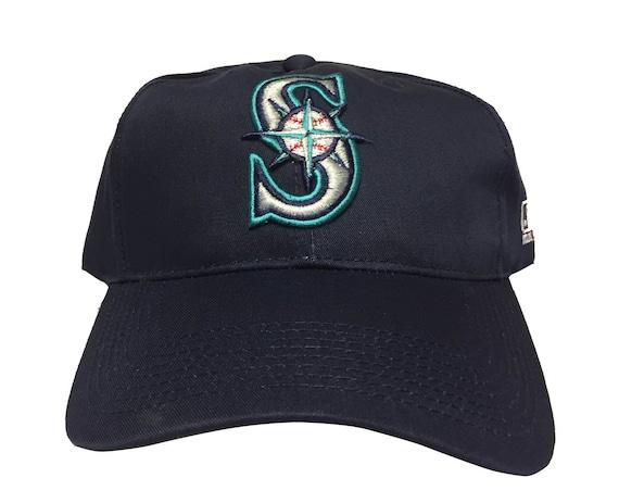 1322b3f88dfad0 Seattle Mariners Vintage Dad Hat Retro Twill Cotton Dad Hats | Etsy