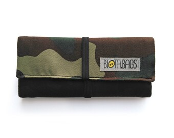 Unisex Fabric Tobacco Pouch Tobacco Wallet Unisex Tobacco Bag Hemp Tobacco Bag Fabric Tobacco Case Tobacco Holder Fabric Tobacco Pouch