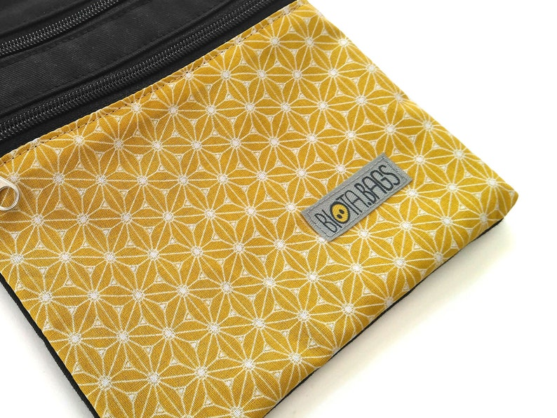 yellow Stars Waist bag, Bum bag Fanny pack