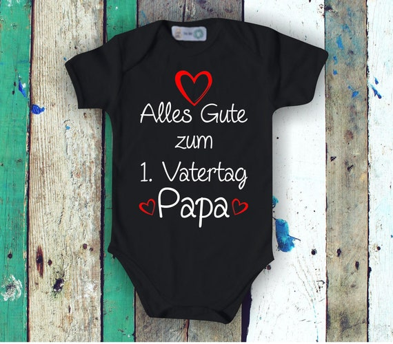 Baby Bodybody BabyBody Happy 1st Father's Day Dad Gift Birth Dad's Day