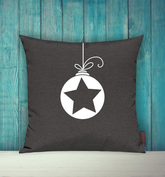 Cushion supcase sofa pillow Christmas decoration ball cushion cuddle gift sofa pillow decoration pillow