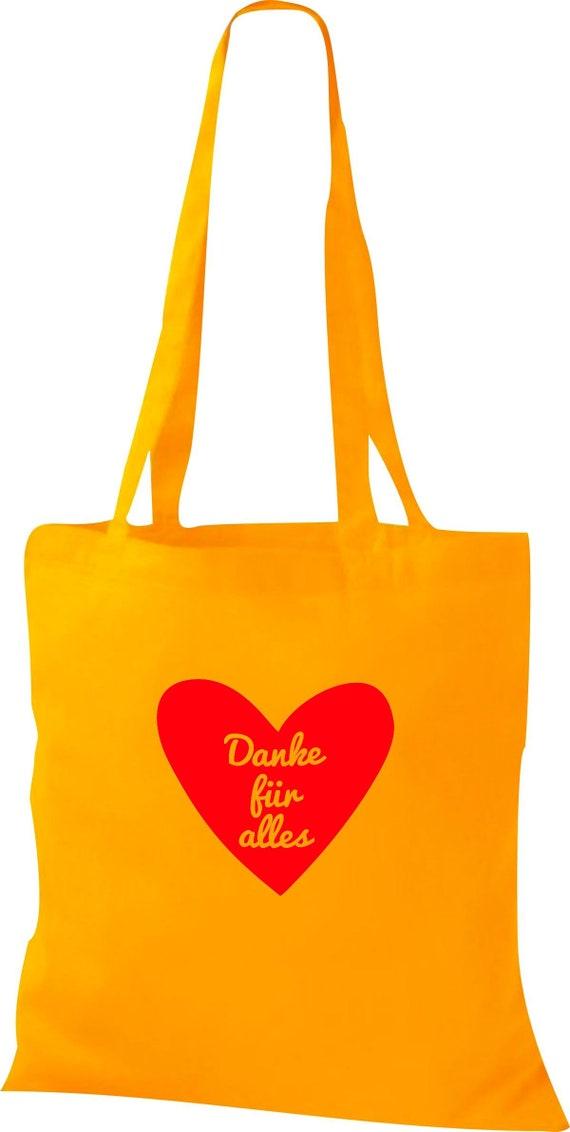 Cloth bag jute cotton bag Thank you for all gift